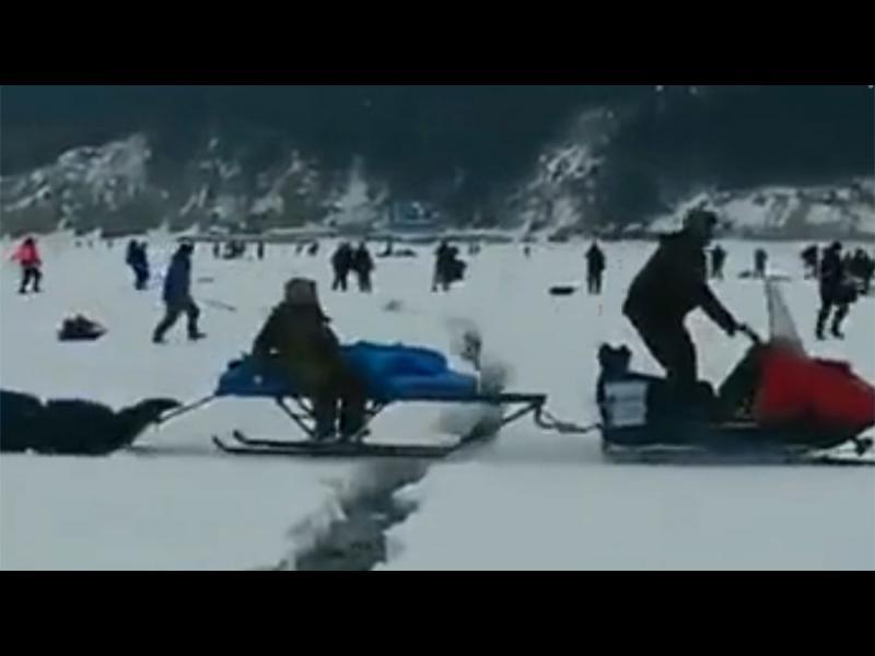 /ВИДЕО/ Не можеш да ловиш риба, без да си намокриш гащите - картинка 1