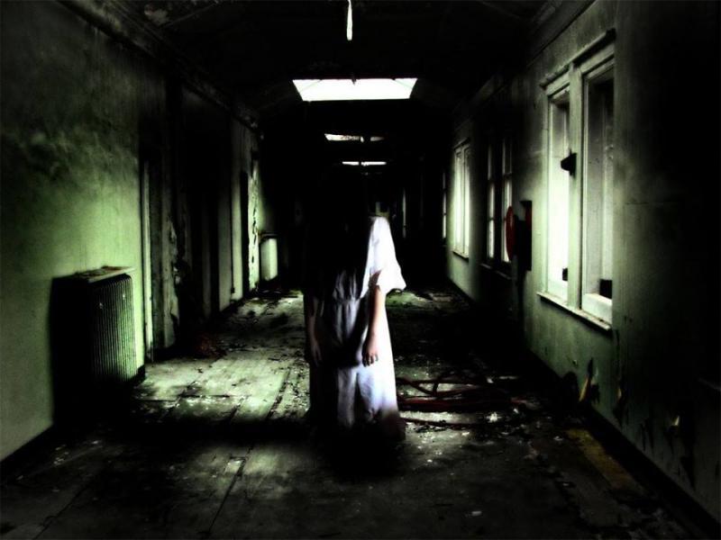 Часът на ужаса: Момичето в коридора - картинка 1