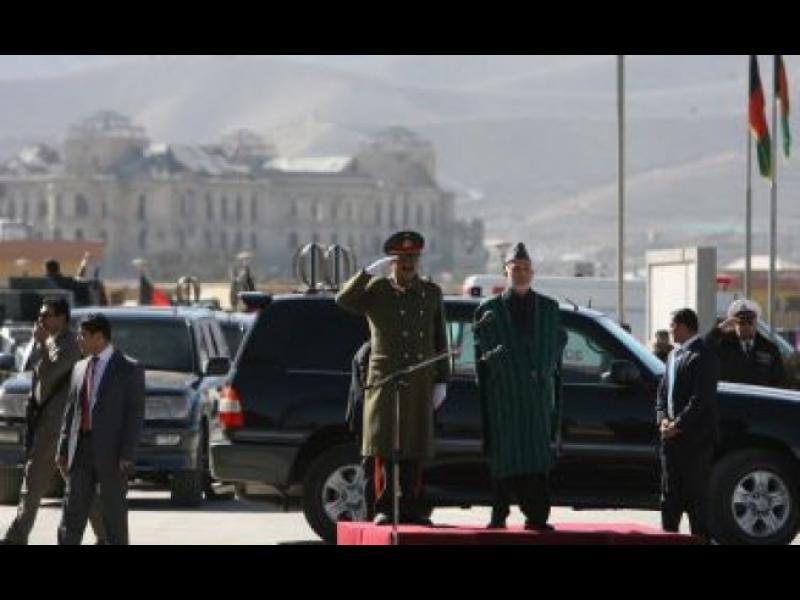 Талибаните нападнаха парламента в Афганистан - картинка 1