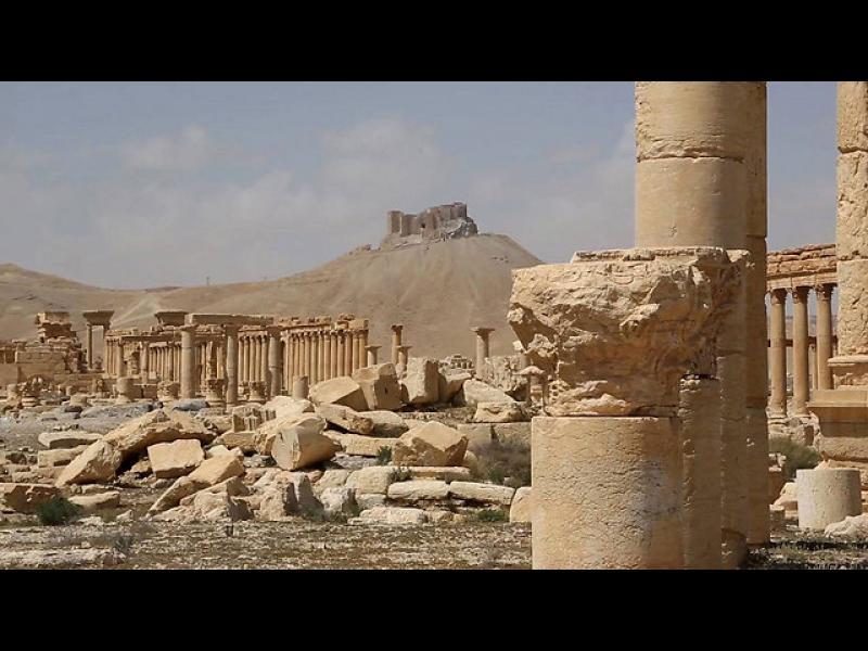 Археолози: Сърцата ни болят, като  гледаме Палмира - картинка 2