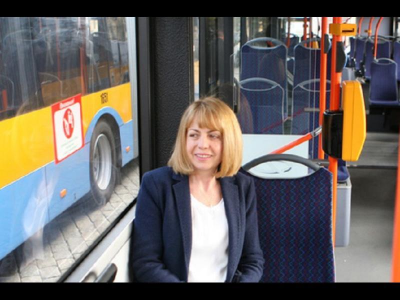 Фандъкова, да направим градския транспорт безплатен? - картинка 1