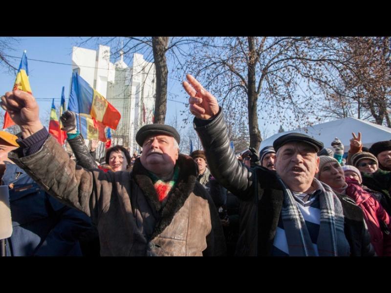 В Молдова искат обединение с Румъния