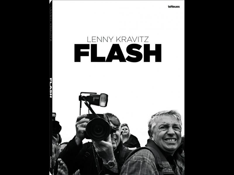 Flash Photographs by Lenny Kravitz