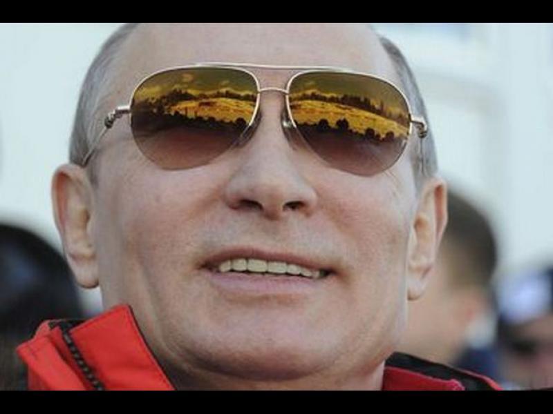 Русия се изтегля от Сирия, разсмя се Путин