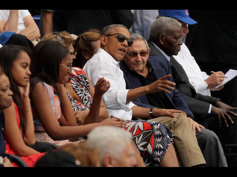 Фидел Кастро: Куба не се нуждае от подаръците на Империята! - картинка 2