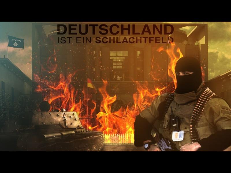 """""""Ислямска държава"""" призова за атентати в канцлерството на Германия - картинка 1"""