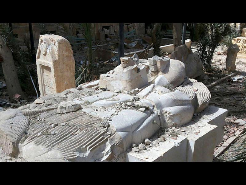 Археолози: Сърцата ни болят, като  гледаме Палмира - картинка 4
