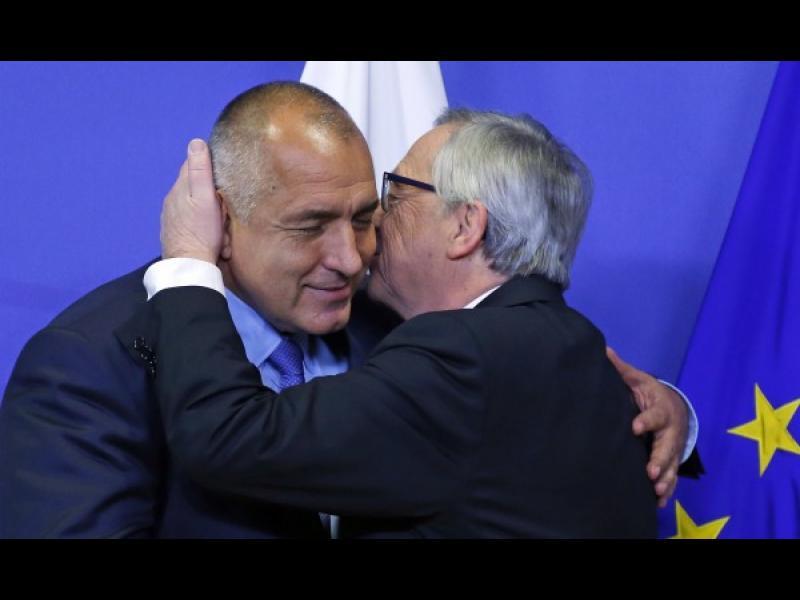Борисов иска помощ от Европа за блокадите по границата - картинка 1