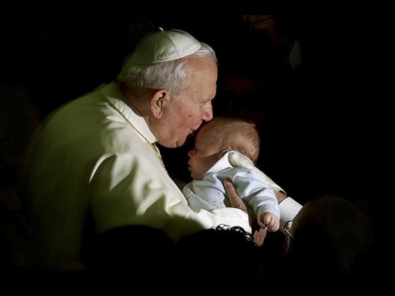 Писма разкриха връзка нa папа Йоан Павел II с омъжена жена - картинка 1