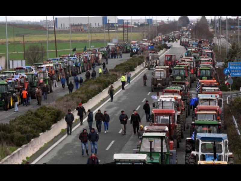 Нови блокади на границите с Гърция - картинка 1