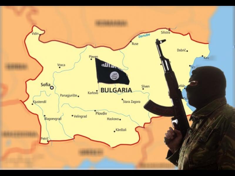 """ИЗВЪНРЕДНО: България обвини трима сирийци в опит да се присъединят към """"Ислямска държава"""" - картинка 1"""