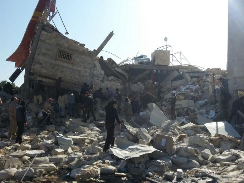 Още цивилни жертви на войната в Сирия