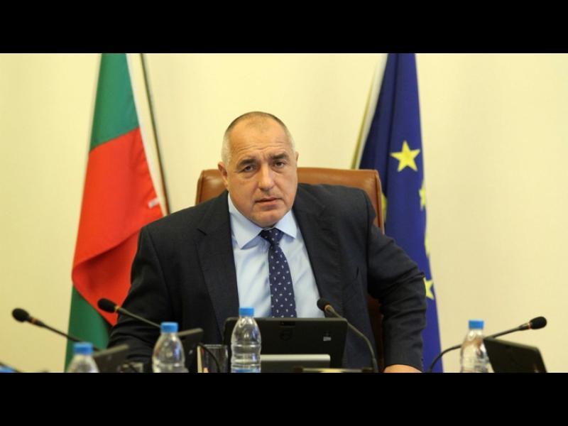 """Борисов: Спрях поръчката за """"Хемус"""" заради слуховете - картинка 1"""