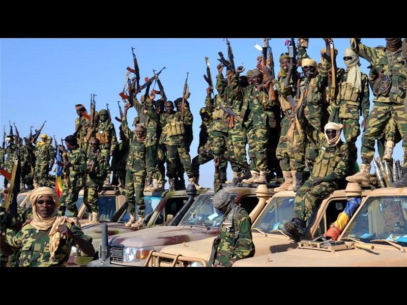 """Въоръжените сили на Камерун ликвидирахи 162 терористи от """"Боко Харам"""" - картинка 1"""