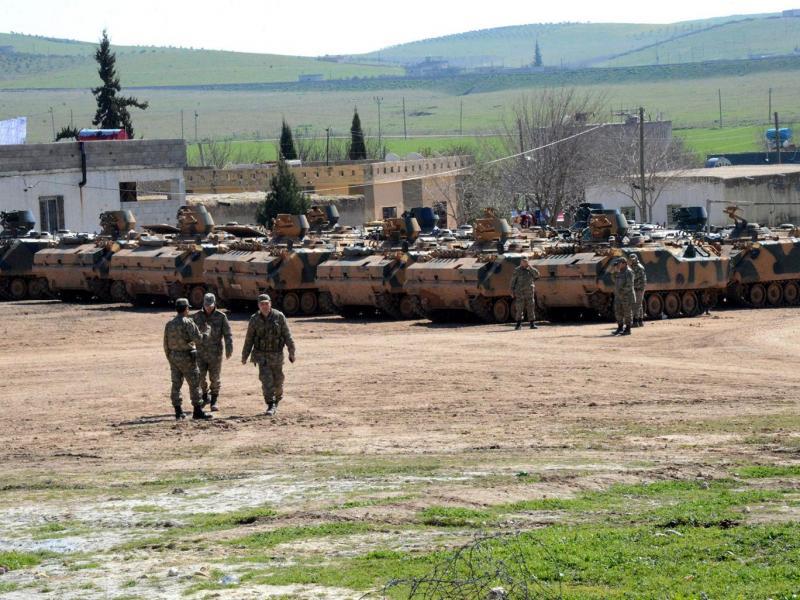Турция предлага наземна операция в Сирия