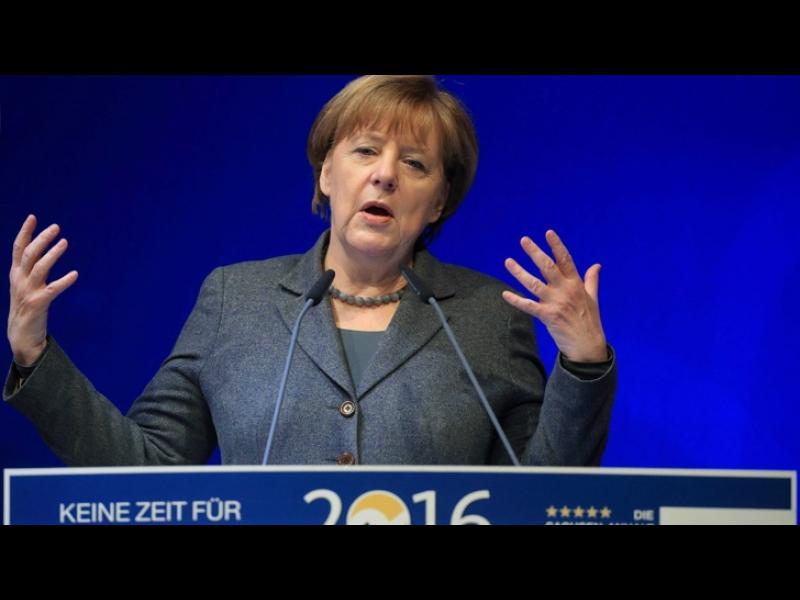 Меркел: Наистина ли ще се предадем и ще затворим границите на Гърция с България и Македония? - картинка 1