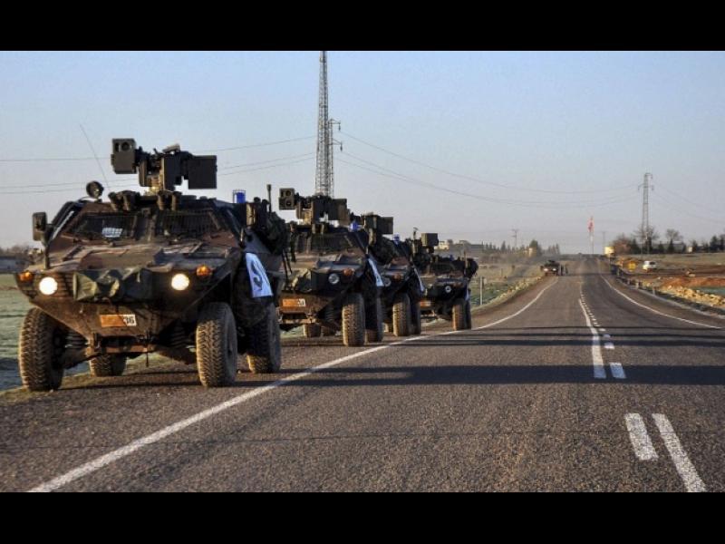 """Москва: Турските артилерийски удари в Северна Сирия са """"абсолютно беззаконие"""""""