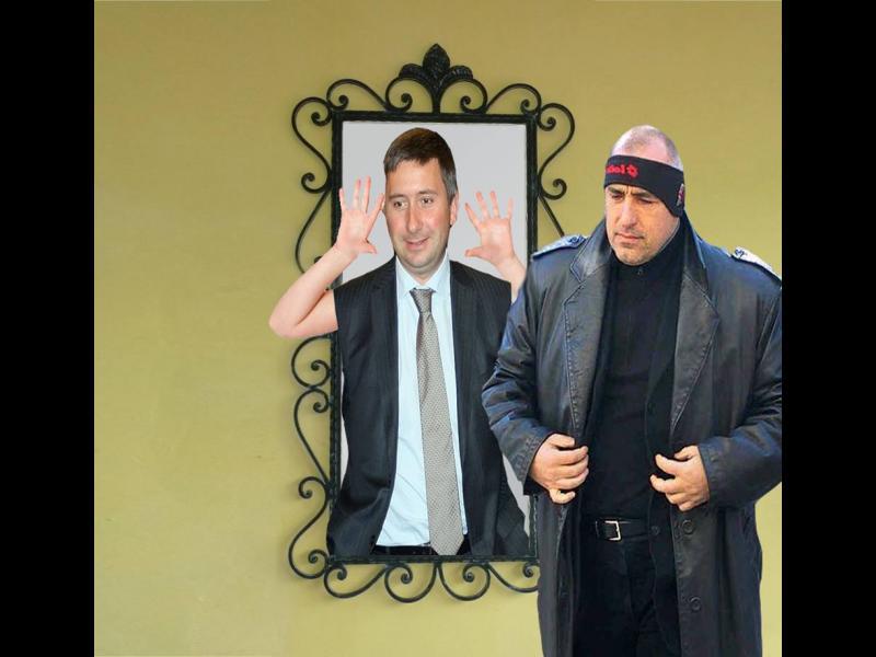 Пеевски: Кого вижда сега Борисов в огледалото - картинка 1