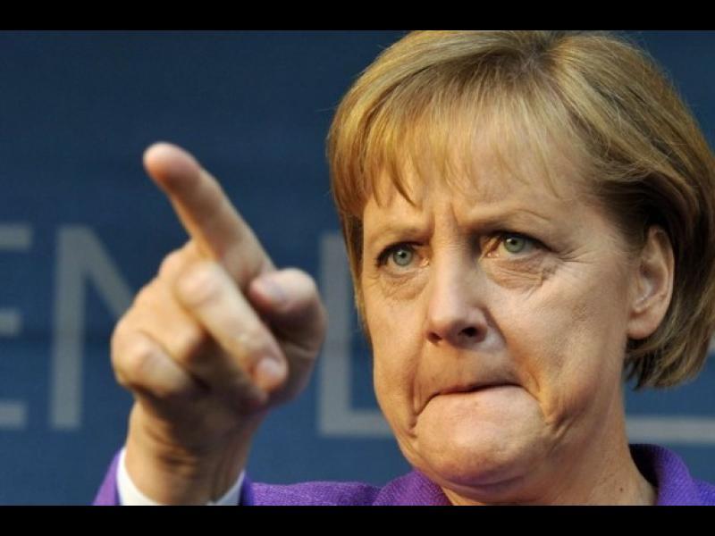 Компасът на Ангела Меркел е излязъл от строя - картинка 1