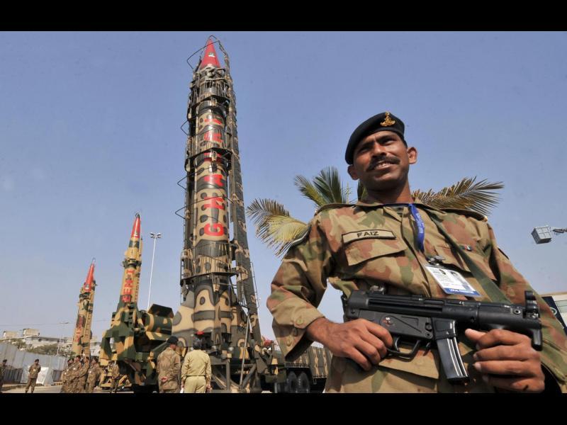 Пакистан: Ликвидирахме 7 терористи
