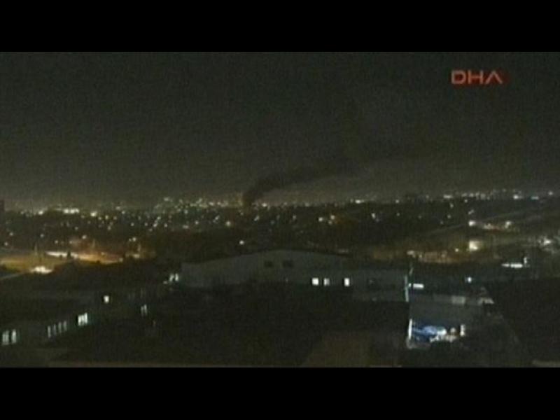 ИЗВЪНРЕДНО! Силна експлозия в Анкара!