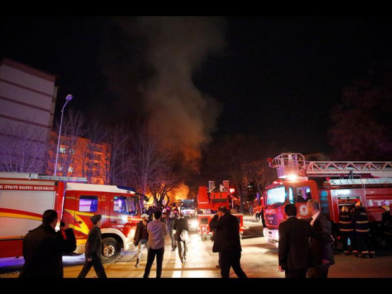 Сирийски гражданин е най - вероятният извършител на атентата в Анкара