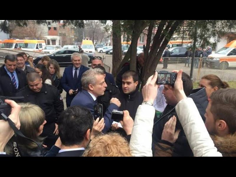 Адриан Скримов: Прессъобщението на Москов е пълна лъжа! - картинка 1