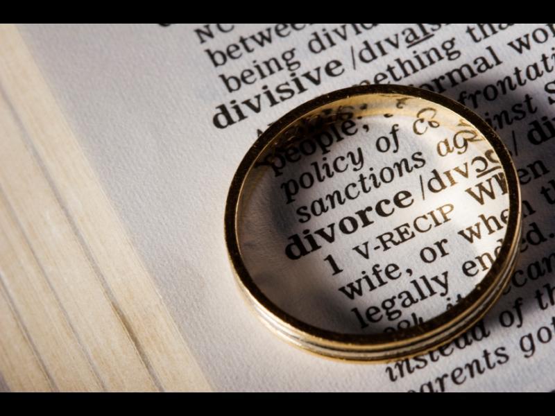 Развеждате се и съжалявате след 5 години