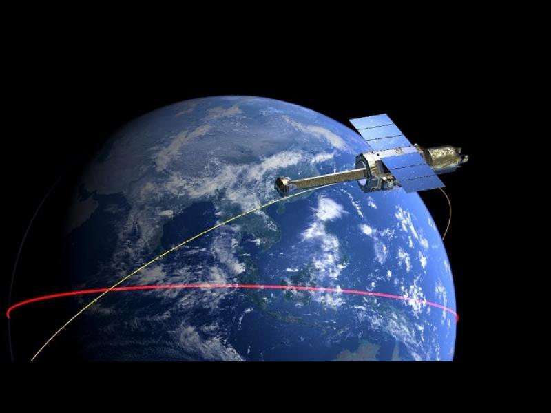 Япония изстреля  спътник ловец на черни дупки - картинка 1