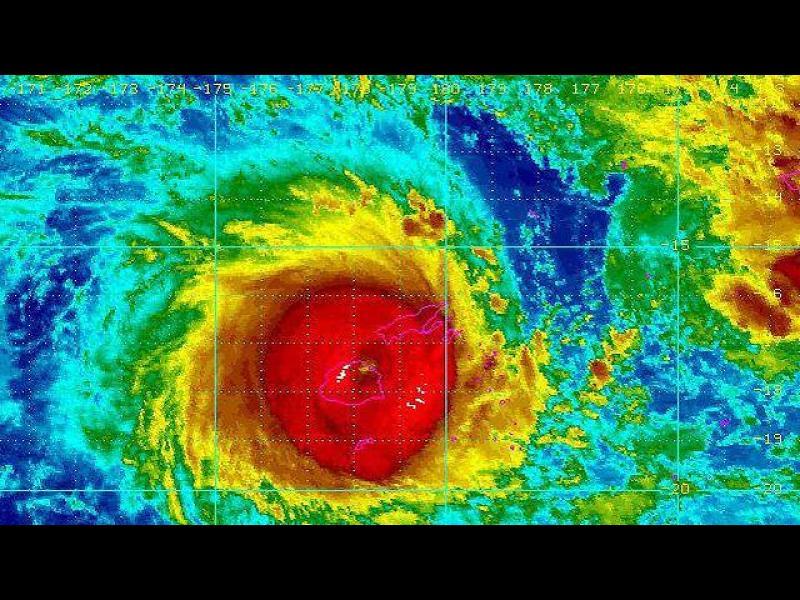 Фиджи се готви за най-големият циклон от 60 г. - картинка 1