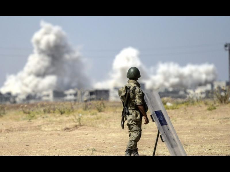 Сирия осъди обстрела от страна на Турция