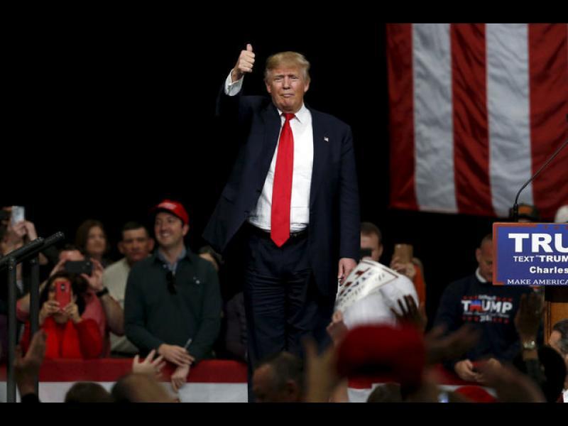 Тръмп удържа победа с 32,2 процента на първичните избори в Южна Каролина - картинка 1