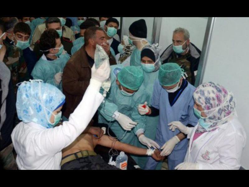 /ВИДЕО/ 121 Души загинаха при серия от атентати в Сирия