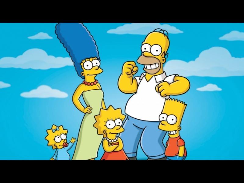 /ВИДЕО/ Семейство Симпсън по време на избори - картинка 1