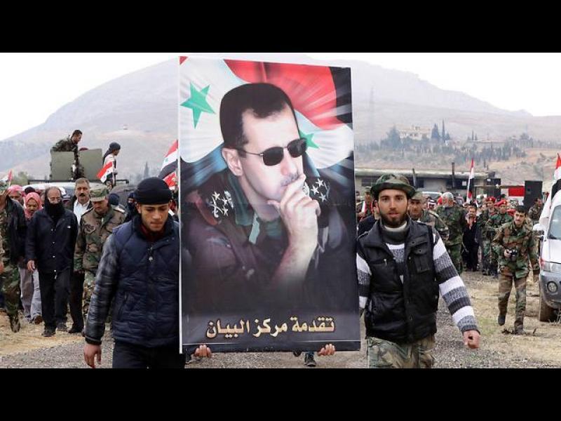Сирия - Примирие или излъгани надежди - картинка 1