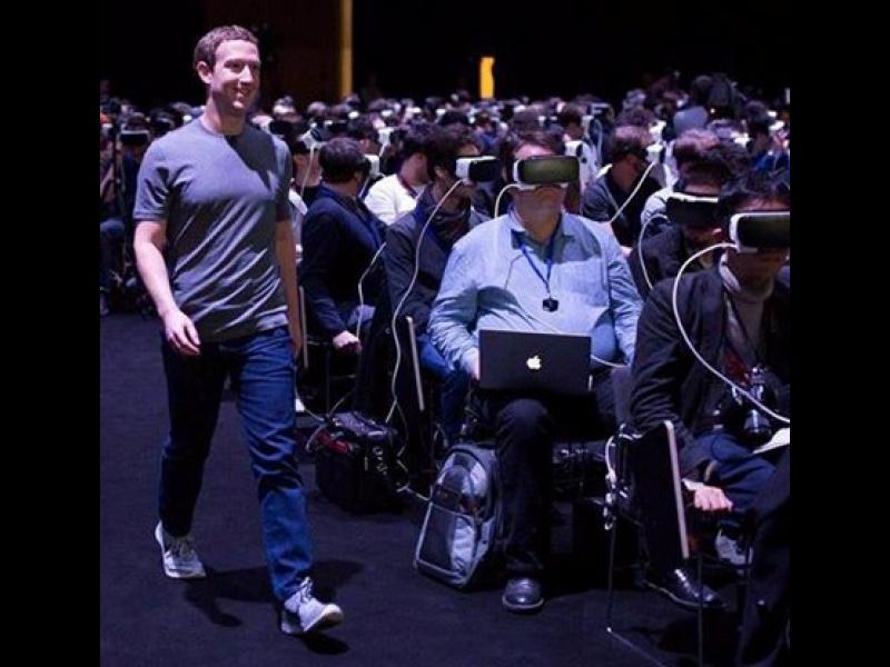 Марк Зукърбърг: Виртуалната реалност е следващата социална платформа - картинка 1