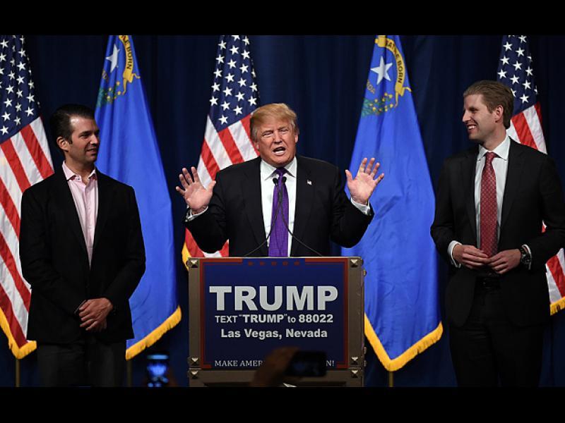 /ВИДЕО/ Тръмп печели в Невада! - картинка 1