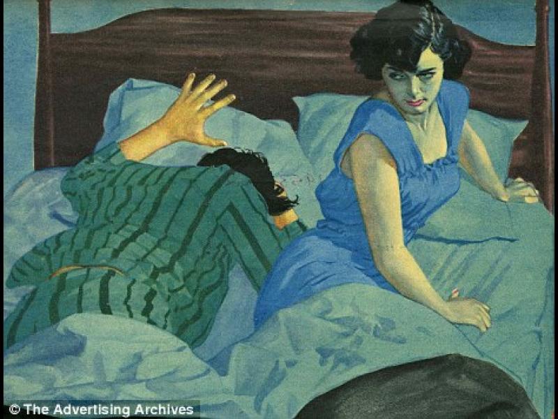 Какво преживява всяка жена в леглото на мъжа - картинка 1