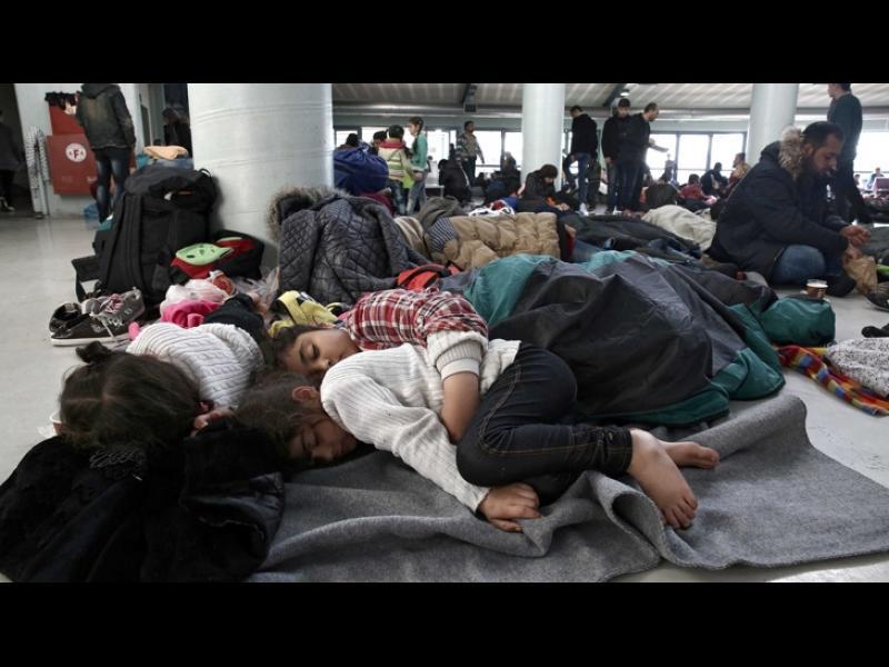Ежедневният таван за бежанци става 580 мигранти - картинка 1