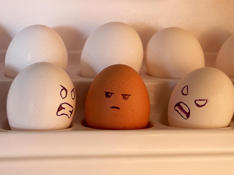 Внимание, предразсъдъците ви карат да мислите бавно!