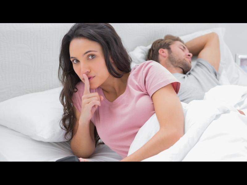 Никога преди секс не...