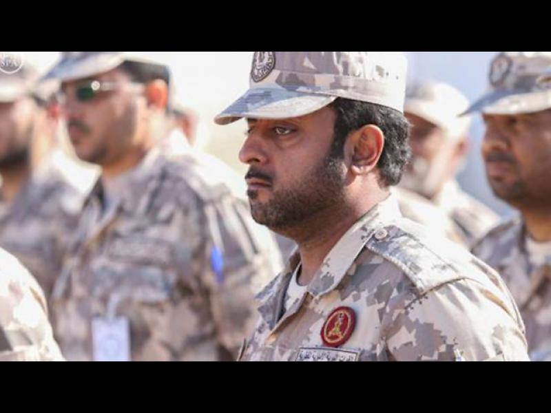Огромно военно учение в Саудитска Арабия
