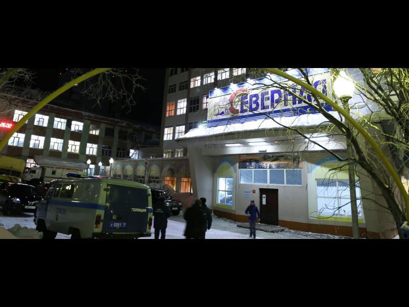 36 са жертви след взривове в руска мина - картинка 1