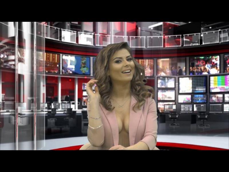 /ВИДЕО/Голи новини трошат рейтинг в Албания!
