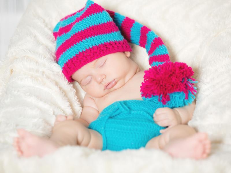 Как трябва да спят бебетата?