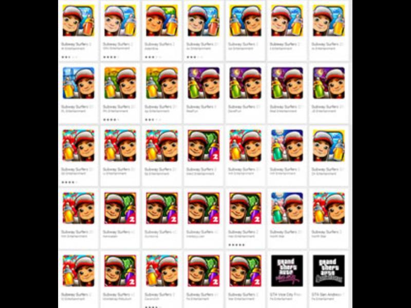 343 вирусa заразяват смартфона в Google App Store - картинка 1