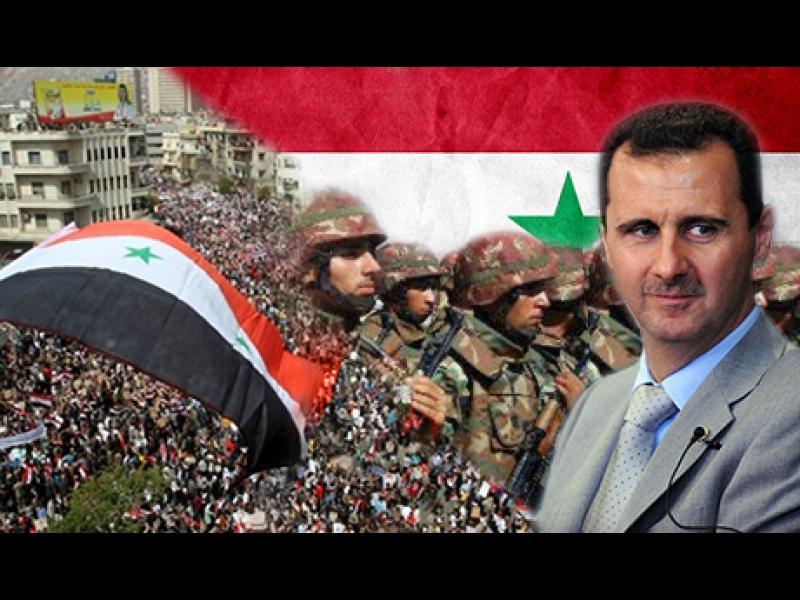 """Асад обеща """"пълна амнистия"""" на бойците, които предадат оръжията си"""