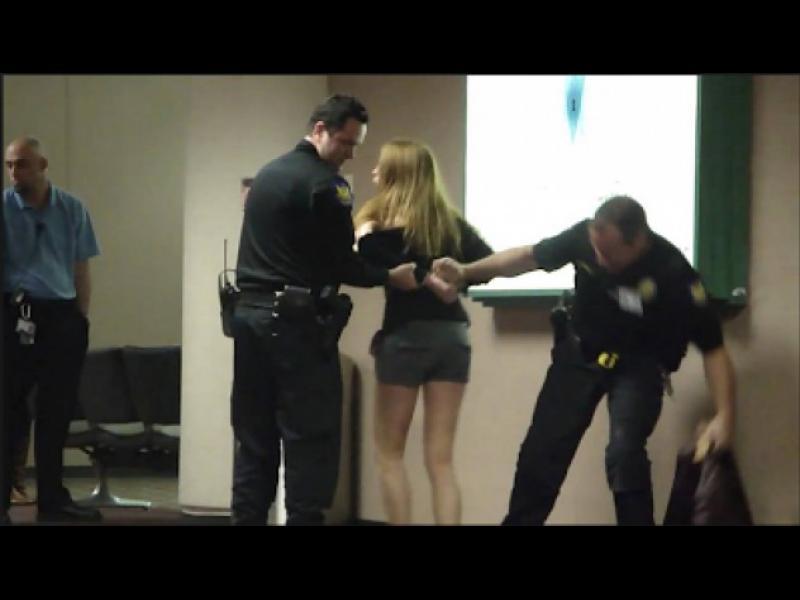 Жена пренесе кокаин във вагината си - картинка 1