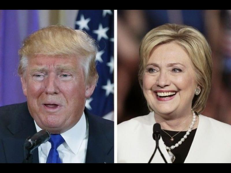Тръмп и Хилари - големите победители на супервторника - картинка 1
