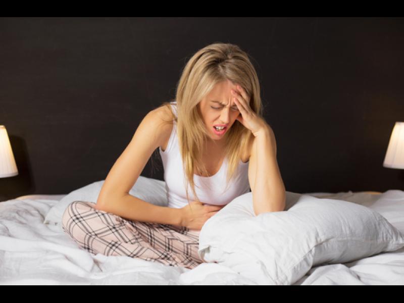 Симптоми: На жената и липсва секс...